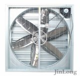 UL/NEMA Motor를 가진 1380mm 무겁 의무 Wall Mounted Fan 또는 Exhaust Fan