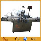 中国のよいフルオートの液体の充填機のびんの注入口