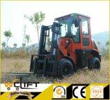 Empilhadeira Todo Terreno Cpcy 30 Forklift Terreno