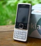 Teléfono móvil original del costo Nk6300 de la barra del teléfono celular bajo