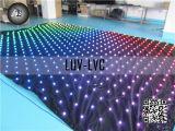 LED-curveweergave Achtergrond/Luv LED-curveweergave