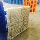 La charge dynamique 2t antiglisse palette plastique HDPE double face