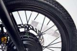 bici elettrica piegata litio 16inch con il tubo BMS (16F01) della sella