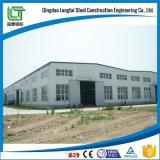 Construction en acier de structure métallique de constructions