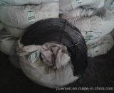 De zwarte Ontharde Draad van het Staal voor het Katoenen In balen verpakken