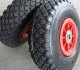 Libre de plano de la rueda de espumas de poliuretano 3,00-4
