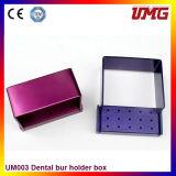 Новые 30 отверстий алюминиевых систем хранения Dental Bur .