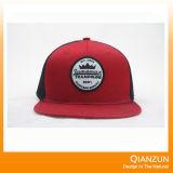 Nuovo re su ordinazione Red Embroidery Snapback Hats