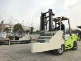 ディーゼルForklifter 4トンのブロッククランプフォークリフト
