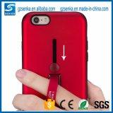 Случай телефона панцыря с держателем кольца в случай галактики S8 Samsung