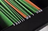 Tamanho Carta e Ofício garantia segura armário de arquivos verticais de metal