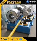 Maquinaria ligera de la máquina del manguito portable de Hydralic de la mano que prensa (1/4-2 '')