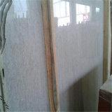 Роскошный декоративный белый мрамор Crabapple для стены