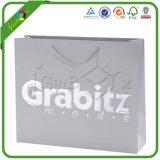 Pequeños bolsos de papel de lujo del regalo con las manetas