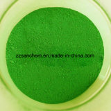 خرسانة درجة [إيرون وإكسيد] اللون الأخضر صبغ 1332-37-2