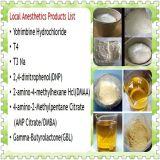 Chlorhydrate anesthésique local de Levobupivacaine de poudre de HCL de Levobupivacaine