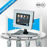 Equipamentos de beleza multifuncional verticais IPL Shr + Elight com display Rotable de 360 graus