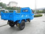 Dieselladung geschlossenes motorisiertes Dreirad 3-Wheel mit Kabine von China für Verkauf