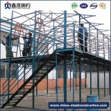 A boa qualidade pré-fabricou edifícios claros da vertente da construção de aço com BV