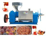 熱く、冷たい単一のタイプの昇進の価格のやしカーネルオイル出版物機械