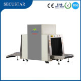 Alta calidad de la inspección de equipajes de rayos X escáneres para estaciones de ferrocarril