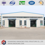 Warehouse를 위한 Sinoacme Prefabricated Steel Frame Building Structure
