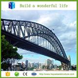 Мост стальной структуры пешеходный для сбывания