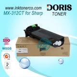Mx312 Mx312のシャープのためのモノラルコピアーのトナー粉MxM261/M311/2628L/MxM2608n/M3108n/M3508n/M2608u/M3108u/M3508u