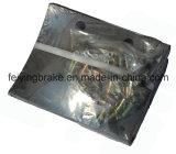 Обкладка тормоза для европейской тележки с азбестом и качеством азбеста свободно, частями автомобиля