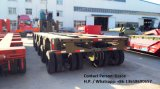 4 Zeilen 100tons hydraulischer modularer Schlussteil