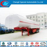Acero inoxidable 30000-80000 Litros Tanque de combustible, aceite de remolque cisterna semi remolque