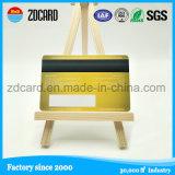Impreso de plástico de PVC tarjeta de banda magnética