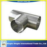 Haute qualité raccord en T de raccords de tuyaux en acier inoxydable