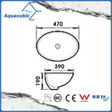 De Ceramische Gootsteen van Underounter van het Bassin van de badkamers (ACB1806)