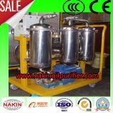 Serie di olio della strumentazione portatile del purificatore per olio chiaro
