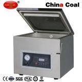 Máquina de empaquetamiento al vacío de escritorio de Dz300-2D