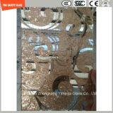 branco de 4.38mm-52mm/cinzento desobstruído/azul/amarelo/PVB de bronze, vidro laminado de Sgp com o certificado de SGCC/Ce&CCC&ISO para a cerca, balaustrada, etapa da escada, divisória,