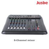 Jb-L8 акустическая система 8-канальный DJ контроллер аудио музыки электродвигателя смешения воздушных потоков