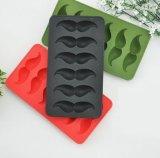 Усы замораживания Cool летом Cute стиле силиконового герметика Ice Cube в лоток для бумаги