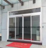 Automatische Fußgängerinduktions-Tür mit entfernt und Sicherheits-Träger-Fühler