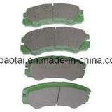 Garnitures de frein de pièces d'auto d'OEM pour Toyota avec des certificats de qualité
