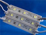 Weterproof DV12V 5050 3LEDs do módulo LED SMD para o canal cartas