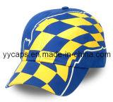 가장 새로운 스포츠 여가에 의하여 인쇄되는 야구 모자 (YYCM-120375-1)
