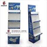 Индикация картона бумаги пола Eco-Friendly высокого качества изготовленный на заказ