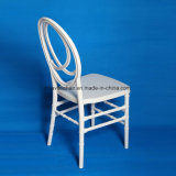 White Wedding PC Resin Phoenix Chiavari Chairs Wholesale