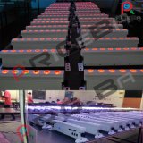 Luz do estágio da barra da arruela da parede do diodo emissor de luz da bateria sem fio mini