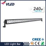 La barra fuori strada 60W 100W 140W 200W 240W del LED sceglie l'indicatore luminoso di riga LED