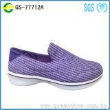 Ботинки женщин дешевых ботинок тапок повелительниц вскользь