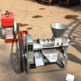 Máquina de prensado manual de aceite de tornillo