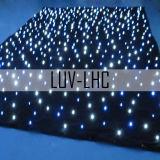 LED Star Cloth-achtergrond